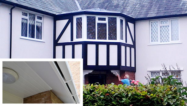 Replacement Soffits, guttering and fascias Harrogate - BMCCS